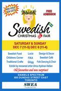 Swedish Christmas Fair 2019