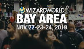 wizard world BAY AREA 2019