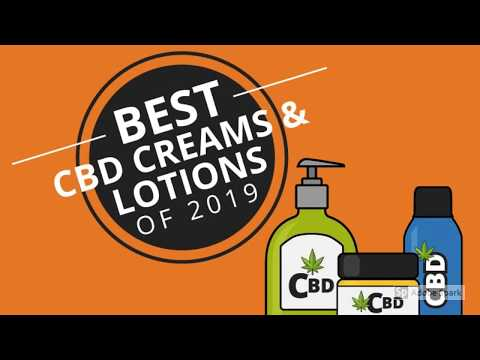 CBD Muscle Relief Cream VLOG