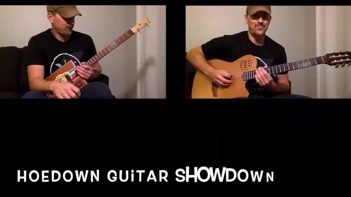 Hoedown Guitar Showdown