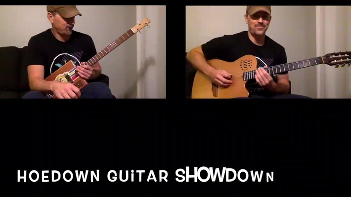 Hoedown Guitar Showdown