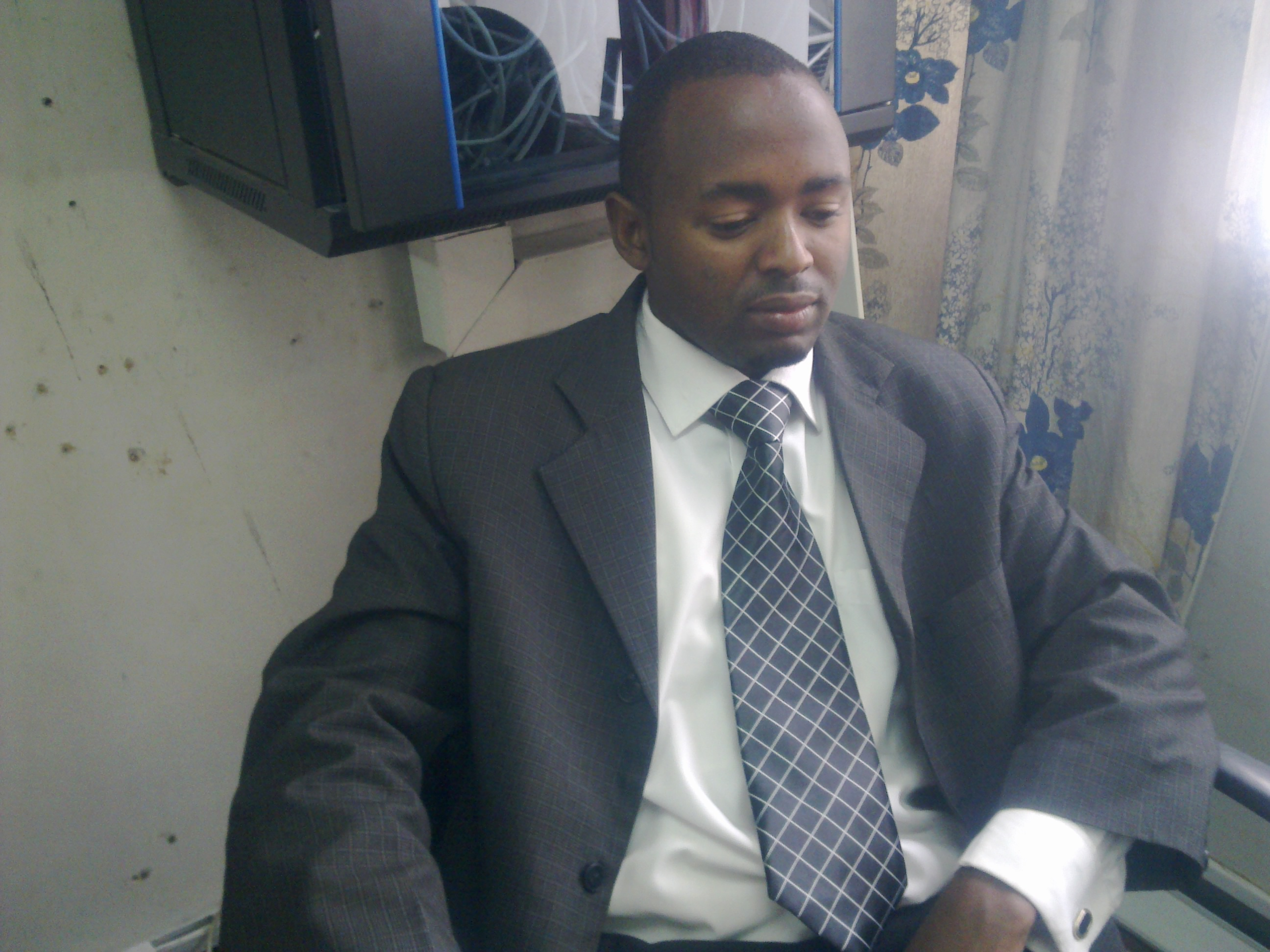 Erick Chikolongo