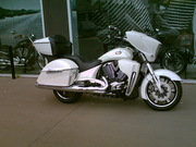 A photo of my new 2012 White Cross Country Tour
