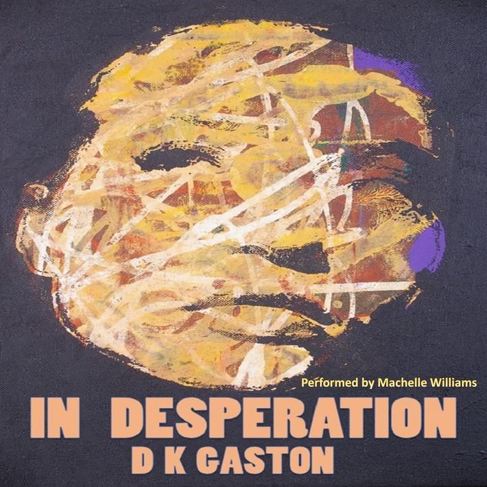 In Desperation CD cover