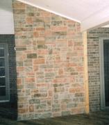Vertical concrete overlay
