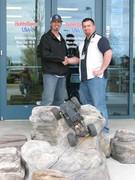 Mobile RC Rock Crawler course