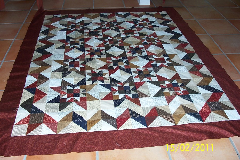 Ole Glory by Bonnie Blue Quilts