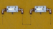 2000 Series Pneumatic Switches in Series (only 2)