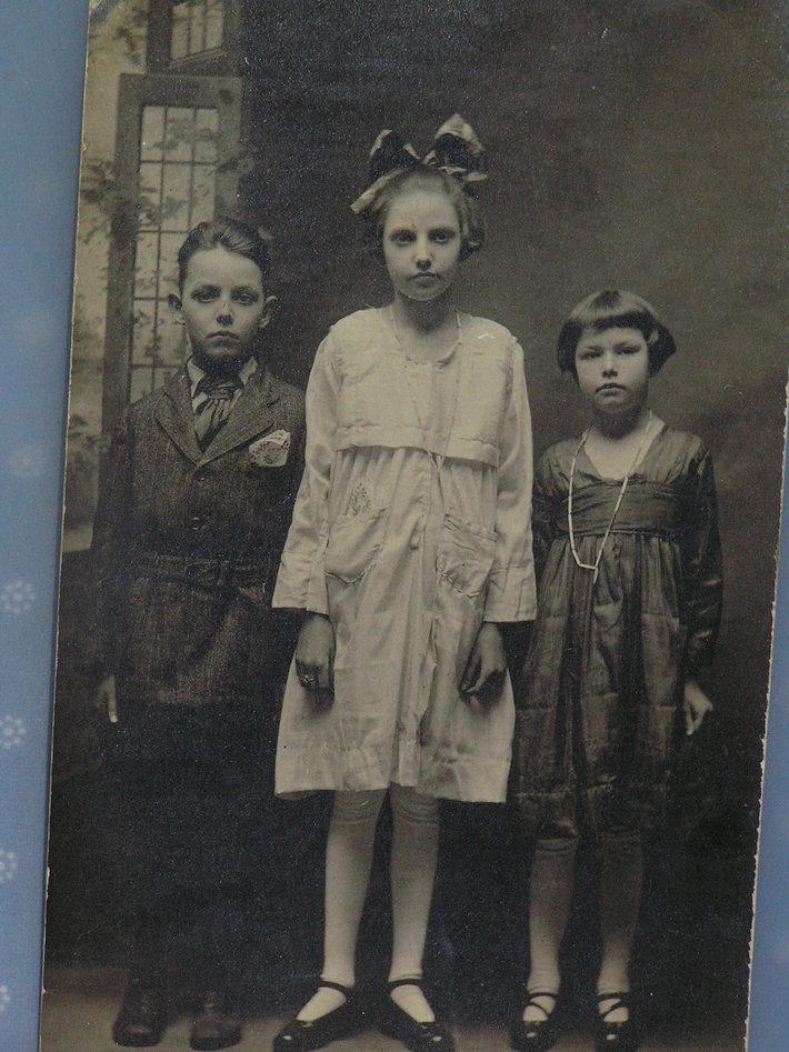 Children of Sarah Allen