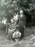 Harrison & Mary (Abdon) Bingle