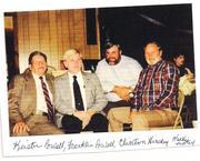 Daddy franklin,Clinton,Mickie