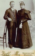 Bunge, John & Charlotte Wedding