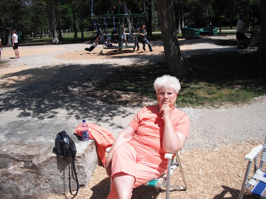 diann at harrison park