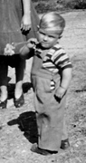 Larry Wayne miller about 4 years old