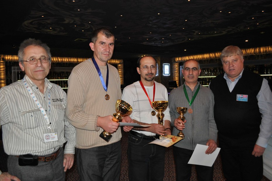 Winners Narde XAPKIB OPEN 2011