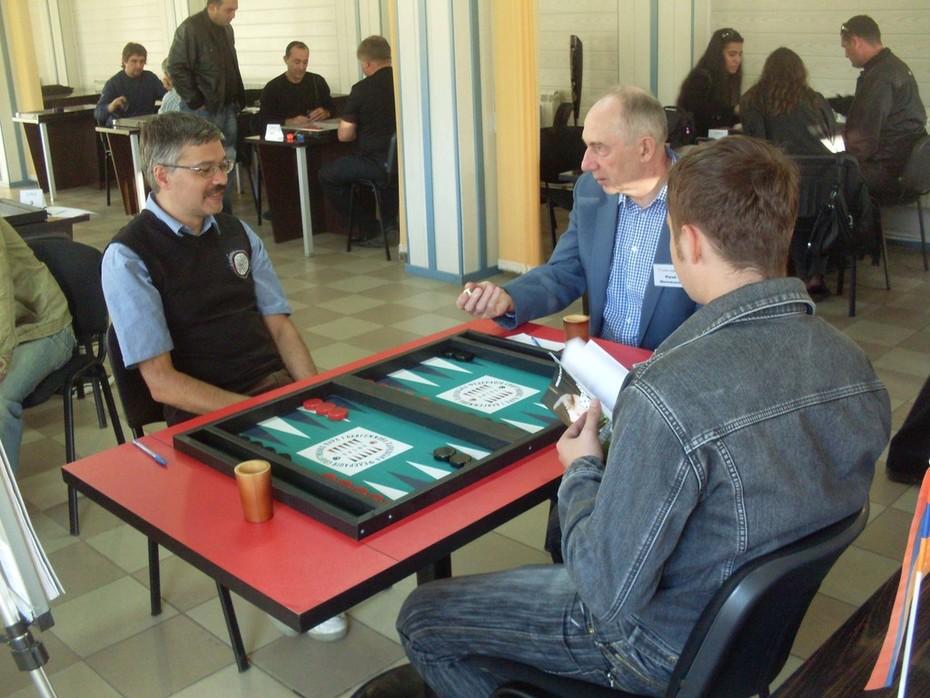 FINAL Backgammon Amateur