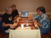 "Neil Kazaross tests ""BEZMA"" in Monte Carlo 2009"