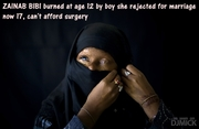 BAN FORCED MARRIAGES
