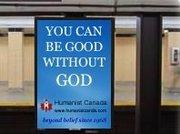 Atheists, Agnostics, Humanists & Free-thinkers