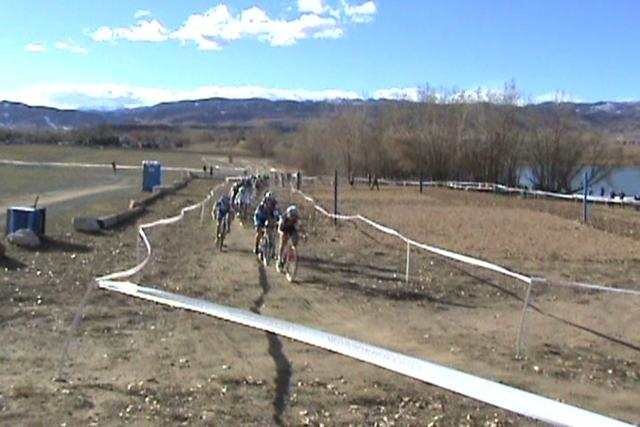 Elite Women's Race at Boulder Cup