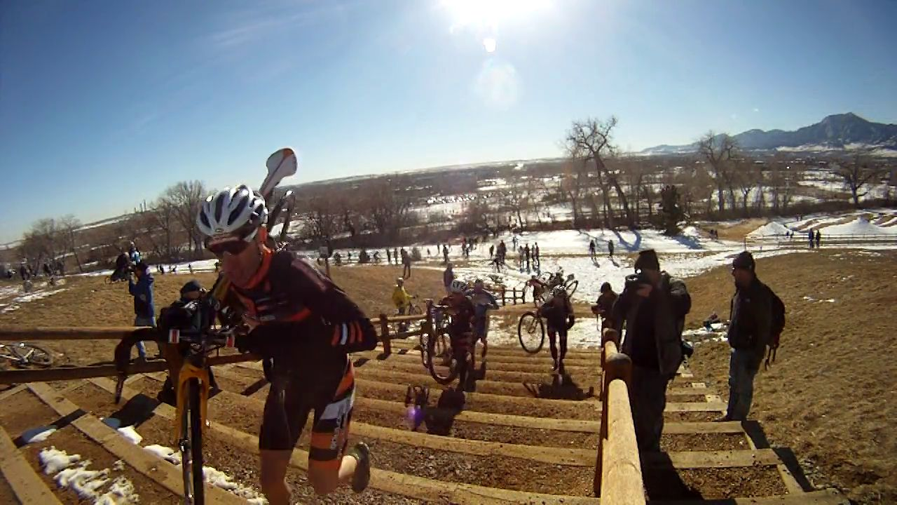 2013 New Years Resolution CX Race - Elite Men