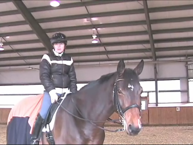 Belinda Trussell: How to Warm Up a Horse