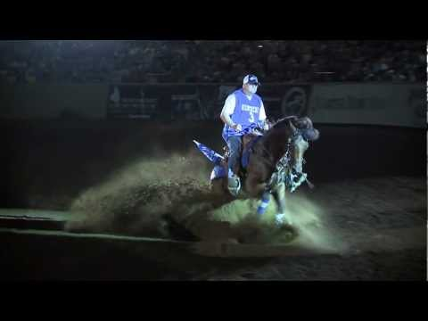 Fun Highlights from 2012 Western Reining Freestyle Championship