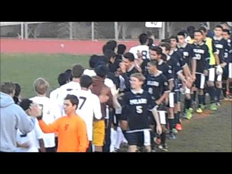 SPHS Boys Soccer Wins Inaugural Battle With POLA
