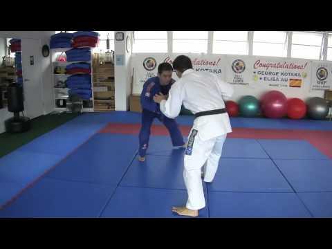 Relson Gracie Jiu-Jitsu Team HK Judo