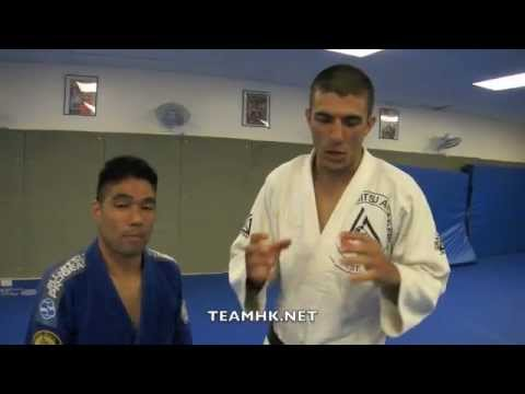 Rener Gracie VS Todd Tanaka