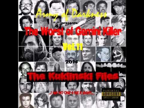 THE WORST OF GEMINI KILLER VOL.11: THE KUKLINSKI FILES (A DOUBLE MIXTAPE STORY )