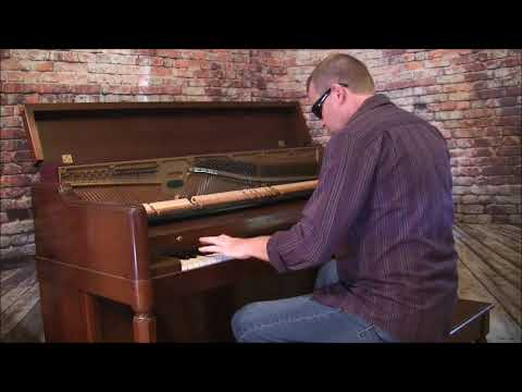 Great Balls of Fire piano cover Andy Hensley