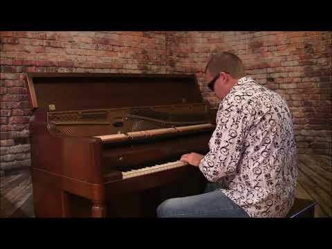 Winds of Change piano cover Andy Hensley