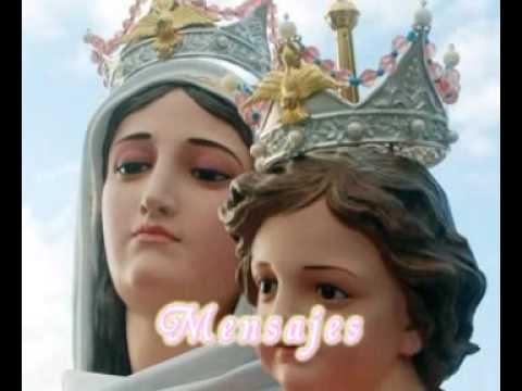 Mensajes - María del Rosario de San Nicolás