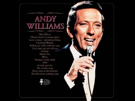 Andy  Williams  -  Raindrops Keep Fallin' On My Head