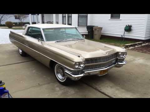Jason Edge 1964 Coupe DeVille - Built 50 Years Ago Today - March 19, 1964