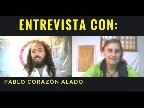 ENTREVISTA CON PABLO CORAZÓN ALADO | FLAVIAH MOTTA