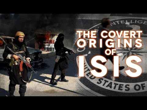 The Covert Origins of ISIS