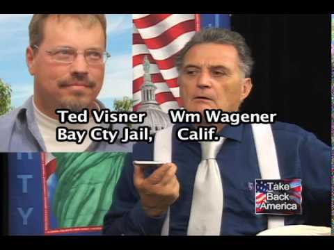 TED VISNER  Bay City Jail  interview