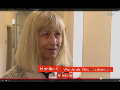 Kindesmissbrauch in der Pflegefamilie - Prozess Monika S. VORARLBERG