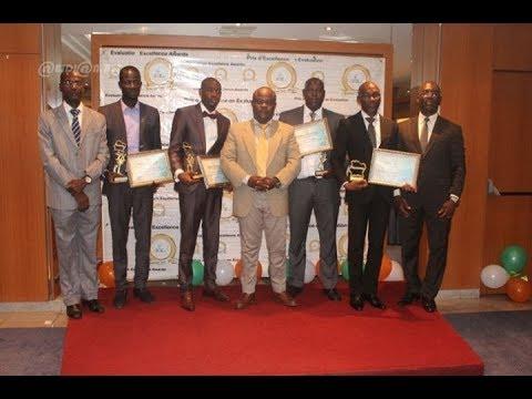 """Cérémonie Prix d'Excellence """"Evaluation d'Or"""", 4ème édition (RTI 1)"""
