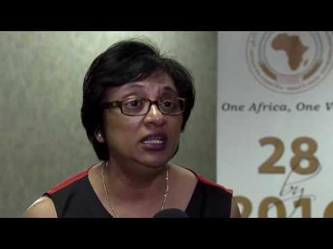 Parliamentarian for Evaluation - African Parliamentarians - Q3