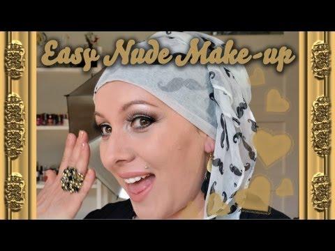 ♡    Easy Nude Makeup  ♡