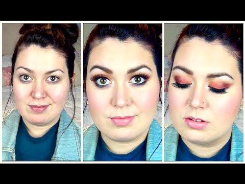Get Ready With Me ♡ Copper Eyes & Nude Lips