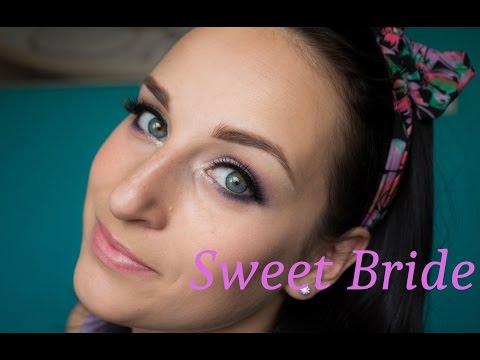 ░ Sweet Bride ░ - Makeup tutorial