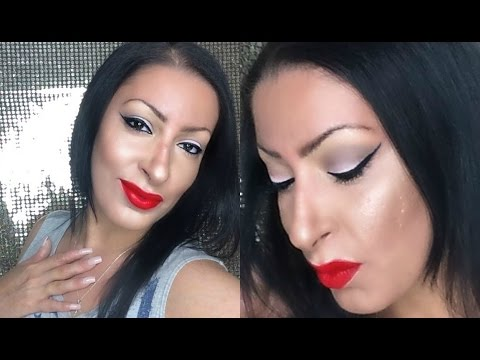 Classic Red Lip | Makeup Tutorial