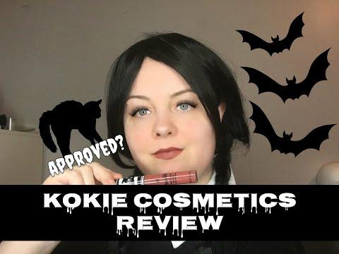 Wednesday Reviews | Kokie Cosmetics | Kissable Liquid Lipstick in Sublime