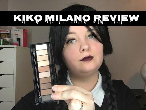 Wednesday Reviews | Kiko Milano | Smart Eyeshadow Palette 02 Part 1