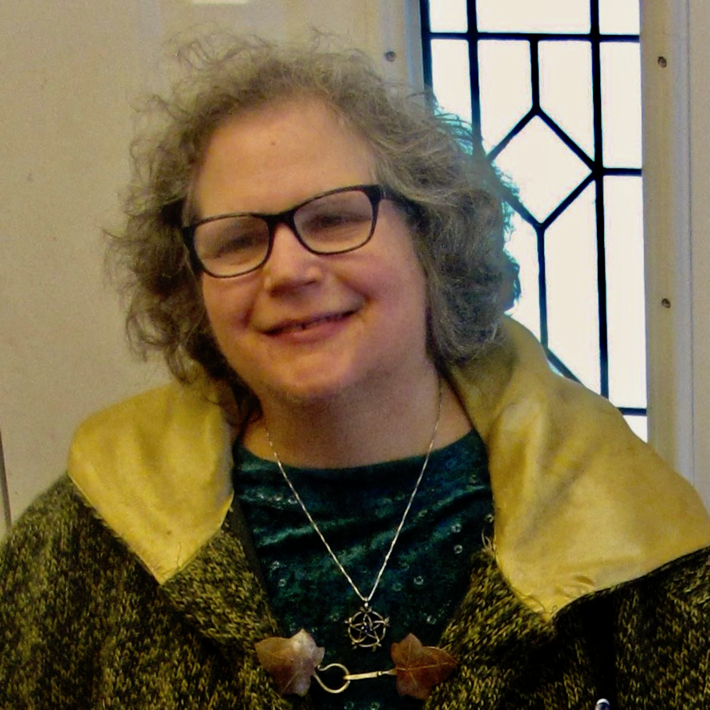 Andrea Joy Kendall, Wiccan Clergy
