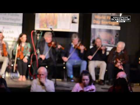 World Fiddle Day Scartaglin 2019